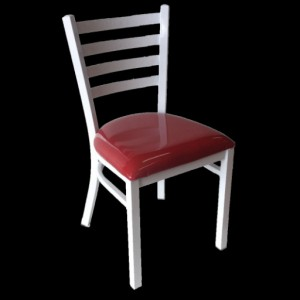 Chair Whitehaven - Red