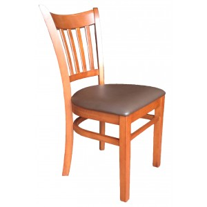 . Stanton Timber Restaurant Chair - Domini