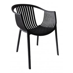 Arm Chair - Java - Black