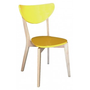 .Alisha Chair Yellow