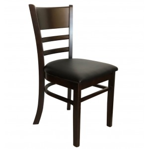 . Roxy Dining Chair - Walnut