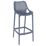 .Air Barstool - Anthracite