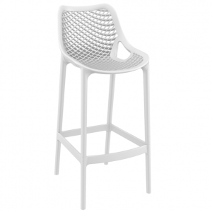 .Air Barstool - White