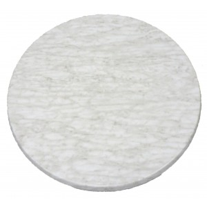 600mm, Heatproof Table Top, Round, Marble Light