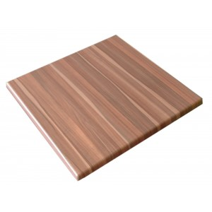 Heatproof Table Top, Teak