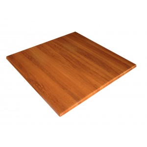 800mm, Heatproof Table Top, Square, Timber Effect