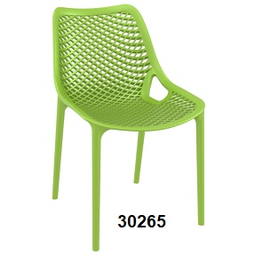 Air Side Chair green