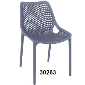 Air Side Chair grey