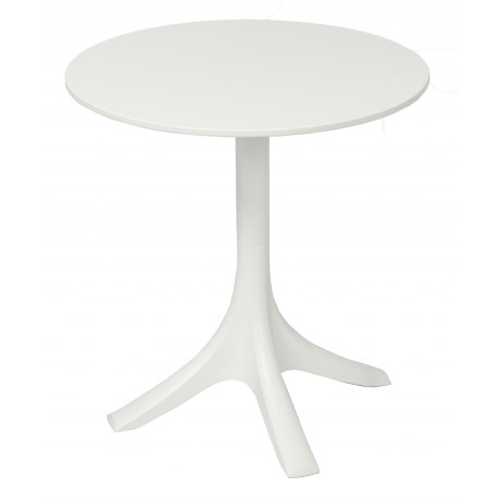 Cannard 700mm Round  Polypropylene Cafe Table