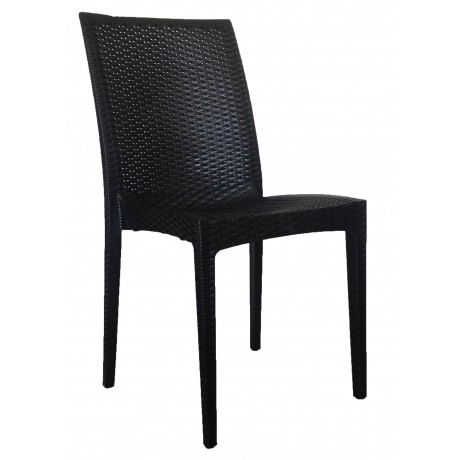 "Bronte Side Chair ""Black"""
