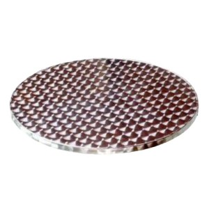 600mm Round Stainless Steel Table Top