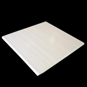 800mm Square Heatproof Table Top - Whitewash