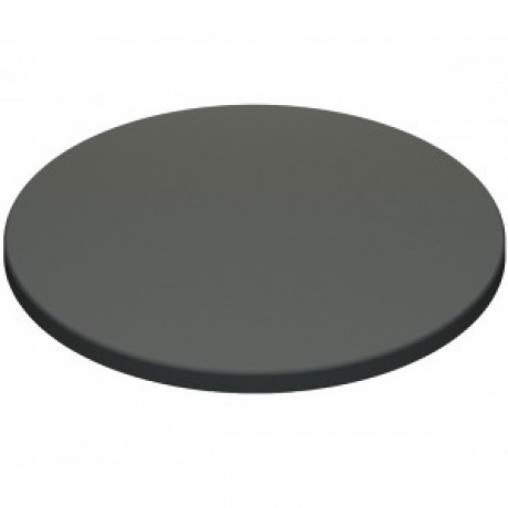 600mm, Gentas Heatproof Table Top, Round, Anthracite