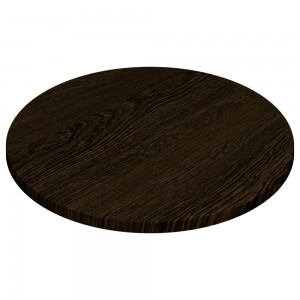 SM France Duratop 600mm Round - Wenge