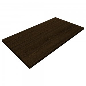 SM France Duratop 1200 x 800mm Rectangular - Wenge