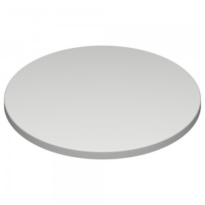 SM France Duratop 700mm Round - White
